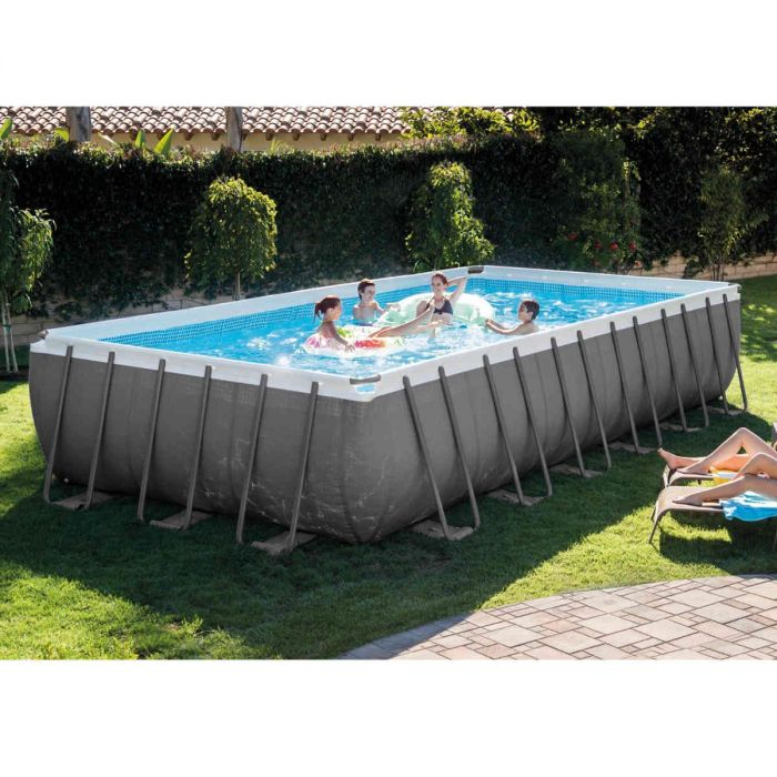 Piscina Intex 26364 XTR Ultraframe 732x366x132