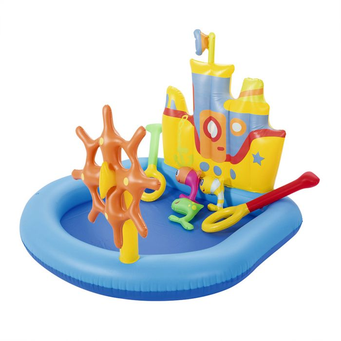 Bestway  52211 Play center nave 140x130x104cm