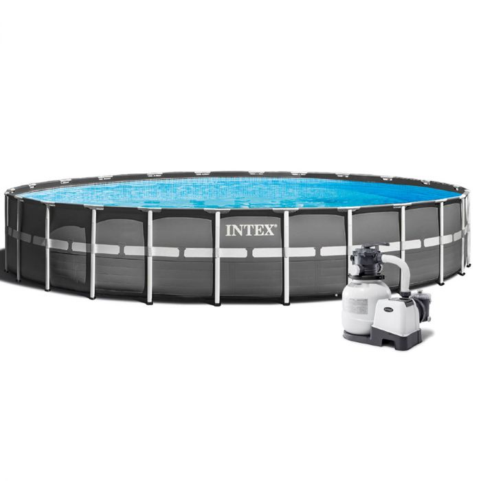Piscina Intex 26334 Ultra Frame 610x122 cm