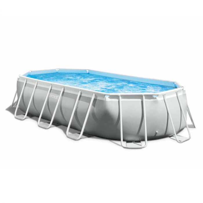 Piscina Intex 26796 ovale 503x274x122 cm
